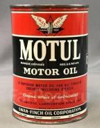 Motul. ATF (для АКПП), синтетическое, 1,00л.