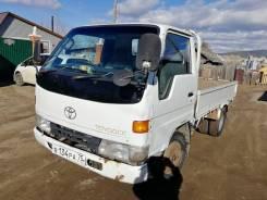 Toyota ToyoAce. Грузовик бортовой, 3 600куб. см., 2 000кг., 4x2