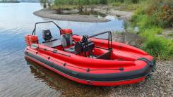 Тюнинг лодок, катеров. Подготовка комплектов под ключ.