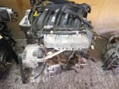 Двигатель Рено 1.6 k4m