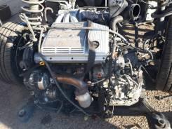 Двигатель в сборе Toyota Harrier MCU10. 1MZFE. Chita CAR