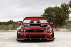 Фары Morette Subaru Impreza WRX STI