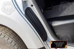 Накладка под брызговик. Renault Duster, HSA, HSM F4R, K4M, K9K