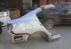 Крыло на Subaru Impreza (Субару Импреза) GJ 2013г