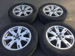 Диски на шинах Зима Land Rover Discovery и др R18 255/60 10г износ 50%