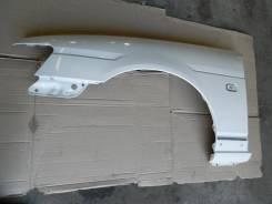 Крыло левое переднее белое Nissan Laurel GC35 RB25DET