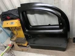 Дверь боковая Renault kangoo, передняя правая 801004234r