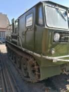 КМЗ АТС-59. АТС 59 Г, 14 000кг.