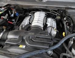 Двигатель в разборе 428ps 4.2 Land Rover Range Rover 3 L322