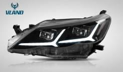Фары тюнинг Toyota Mark X 130 2009-2012