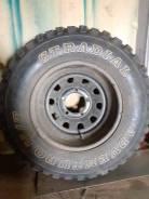 Комплект колес грязь M/T