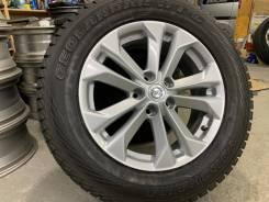 Nissan R17 5*114.3 7j et45 + 225/65R17 Bridgestone Blizzak DM-V3 2019