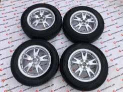 Хороший комплект колес R15 Prius Wish Premio Alion Corona Caldina Dunl