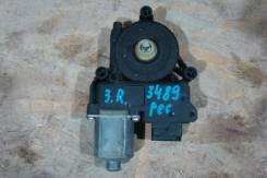Моторчик стеклоподъемника задний правый Peugeot 308 I 2007-2015 [9,22E+06]