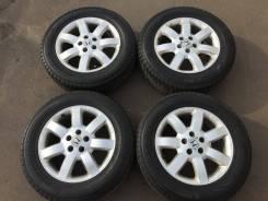 """Зимние колеса R17 для Honda CR-V оригинал. 6.5x17"""" 5x114.30 ET50 ЦО 64,1мм."""