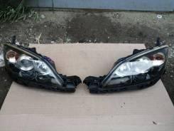 Комплект фар Xenon в сборе (ПАРА) Mazda Axela Хетчбэк рестайлинг