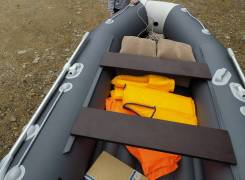 Мастер лодок Аква 3200 НДНД. 2019 год, длина 3,20м., двигатель без двигателя