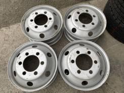 """Диски грузовые новые R19.5 6 отверстий. 6.75x19.5"""", 6x222.25, ET135"""