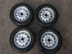 Продам комплект колес для Toyota Honda Gislaved 175/70/R-13