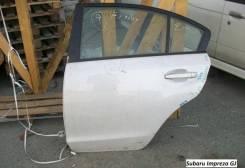 Дверь на Subaru Impreza (Субару Импреза) GJ