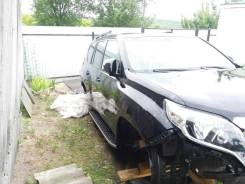 Новый оригинальный кузов в сборе целиком Toyota Land Cruiser Prado
