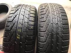 Pirelli W 210 Sottozero S2 Run Flat. зимние, без шипов, б/у, износ 10%