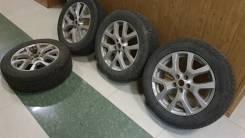 Продам комплект колёс (зима)