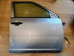 Дверь правая передняя Toyota Probox NCP160, 1E7