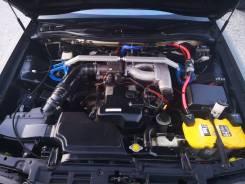 Продам 2jz двигатель с автоматом весь в сборе Коса радик комп