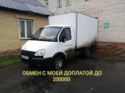 ГАЗ 3302. Газель 3302 2009 год, 2 400куб. см., 1 500кг., 4x2