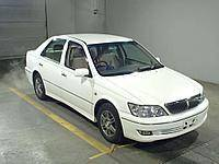 Toyota Vista. ПТС ZZV50 2002г. 1zz белый седан
