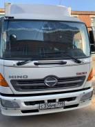 Hino 500. HINO 500 12 тонн 2018 г. в. пробег 131 000, 7 700куб. см., 8 000кг., 4x2