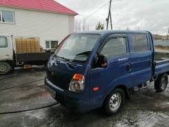 Kia Bongo III. Продаётся двухкабинный грузовик kia bongo, 2 900куб. см., 1 200кг., 4x2
