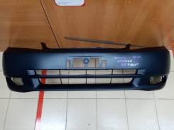 Бампер передний на Toyota Allex NZE120, NZE121, NZE124