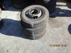 Комплект летних колёс на литье 145R12 6PR LT Б/П по РФ