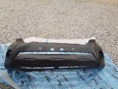 Бампер передний с отверстиями под омыватели LC Prado 150 13-17г. в
