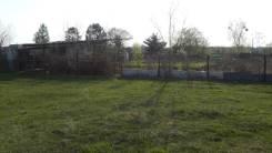 Продам зем. уч. в центре с. Таёжка, в Анучинском районе. 1 500кв.м., собственность, электричество, вода. Фото участка