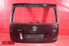Крышка багажника (09-) OEM 5L6827025D Skoda Yeti