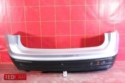 Бампер задний (16-) OEM 5NR807421GRU Volkswagen Tiguan 2 5NR807421GRU