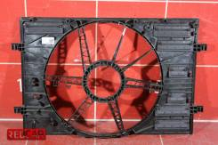 Кожух вентилятора диффузор (16-) OEM 5Q0121203DE Volkswagen Tiguan 2 5Q0121203DE