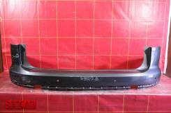 Бампер задний (18-) OEM 760807417GGRU Volkswagen Touareg 3 760807417GGRU