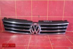 Решетка радиатора рестайл (14-) OEM 7P6853651LZLL Volkswagen Touareg NF