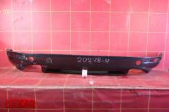 Спойлер бампера заднего (10-14) OEM 7P6807521AGRU Volkswagen Touareg NF