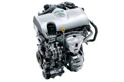 Контрактный двигатель из Японии Toyota, В Наличии Установка, Гарантия