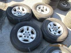 Комплект летних колёс на литье 265 70 16 Б/П по РФ Y-10