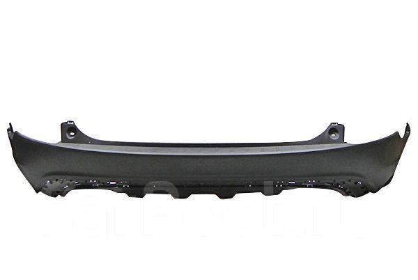 Бампер Задний Нижняя Часть Changan CS75 (4WD) S3011040101