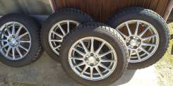 Продам комплект колес на литье 175/65R15