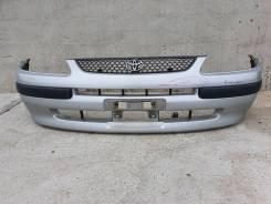 Бампер передний Corolla Spacio Ae111 Ae115 1 модель.