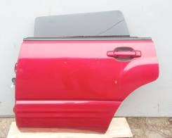 Дверь задняя левая [цвет - 94H] Subaru Forester SF5 #5