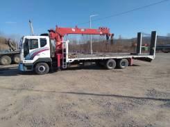 Услуги грузовиков с крановыми манипуляторами